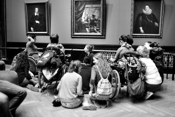 ©Nick Mangafas / Hunger auf Kunst und Kultur