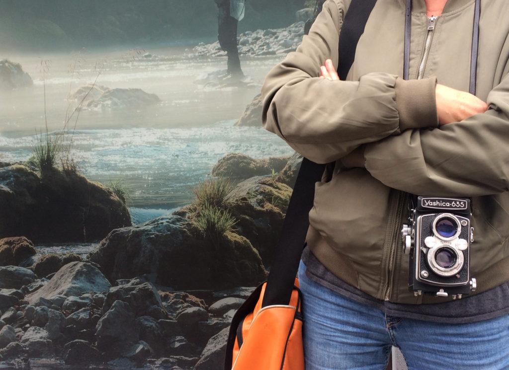Analoge Kameras, Jugendliche, Wien, Westlicht, Photowalk